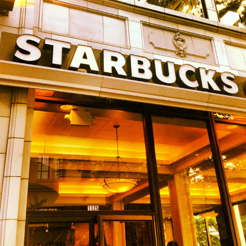 seattle starbucks