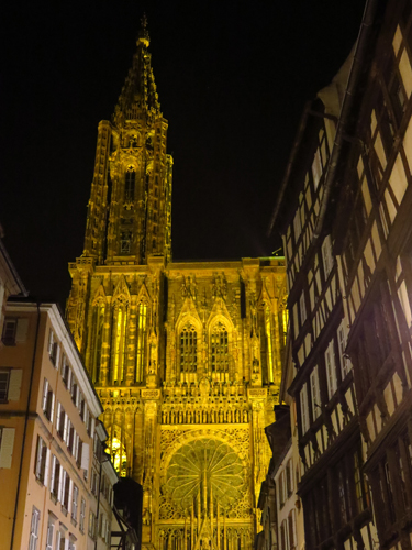1 strasbourg france cathedral