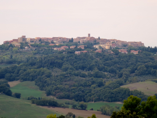 4 hill towns of tuscany casole d'elsa