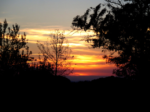 4 sunset