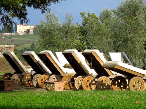 5 hill towns of tuscany castello di casole d'elsa