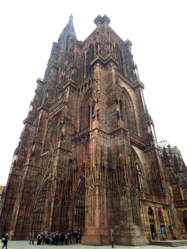 6 strasbourg france cathedral