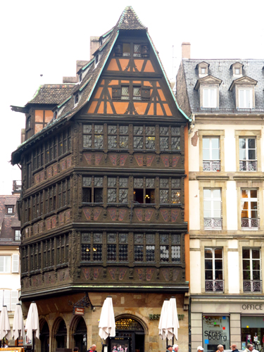 7a strasbourg france timbered houses