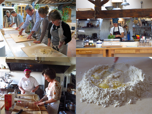 italy collage cooking schools
