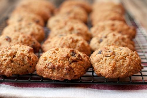 oatmeal quinoa cookies