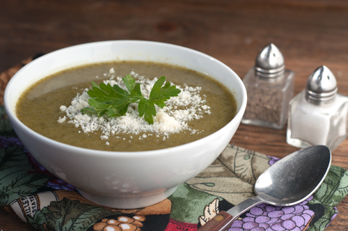 must go vegetable cleanse soup