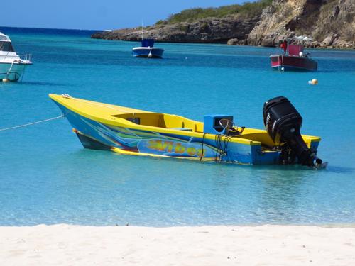 9 anguilla fishing boat