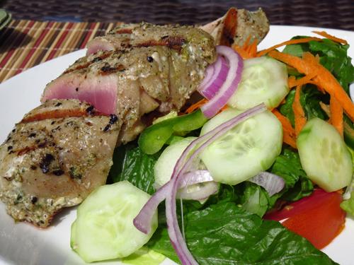 9 anguilla tuna salad