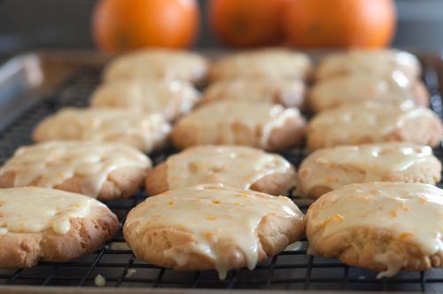 orange butter cookies 4