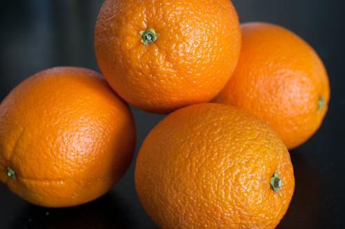 oranges whole