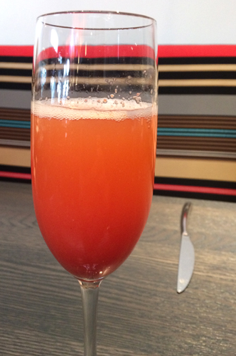 session kitchen denver blood orange mimosa