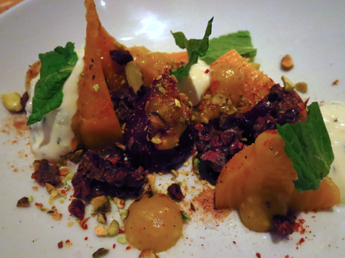 squeaky bean denver beet salad 1