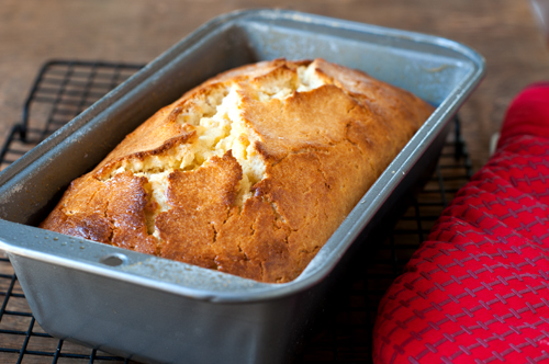 pound cake lemon greek yogurt 1
