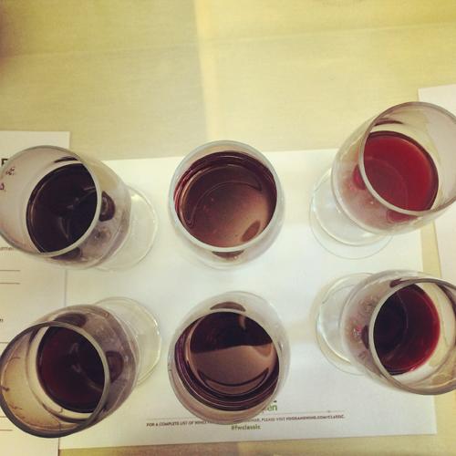 aspen food and wine classic garnacha wine tasting