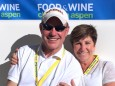 aspen food and wine classic michele and greg