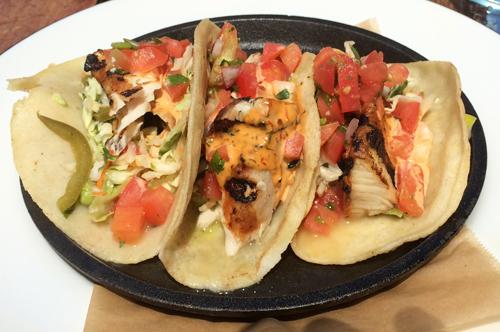 new york 11 dos caminos fish tacos