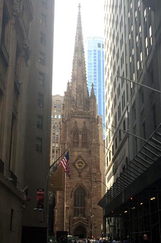 new york 14 trinity church financial district