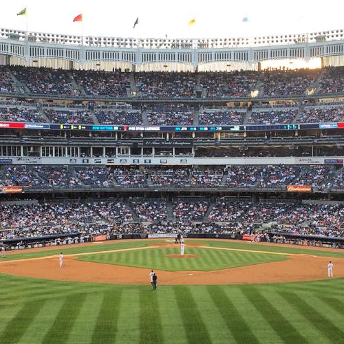 new york 16 yankee stadium