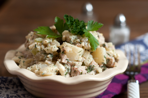 potato-egg-chicken salad-1