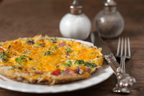 vegetable fritatta 1-1