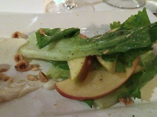12 WA seattle tulio apple gorgonzola salad