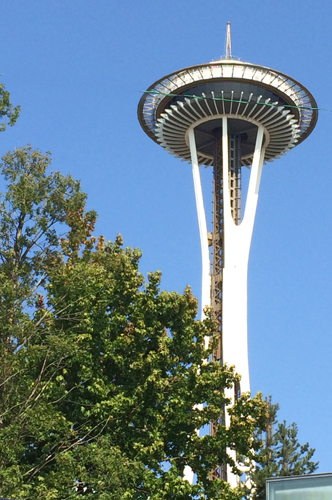 21 WA seattle space needle