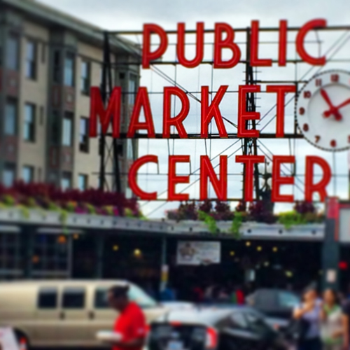 29 WA seattle pike place market