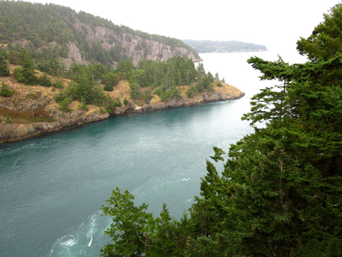 WA whidbey island deception pass