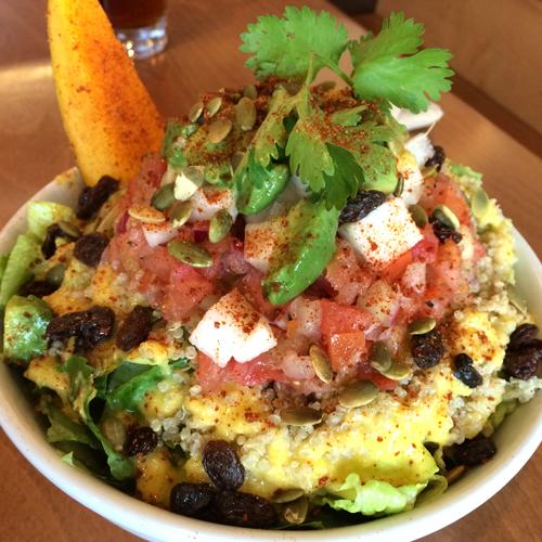 native foods denver vegan watermelon avocado salad-1