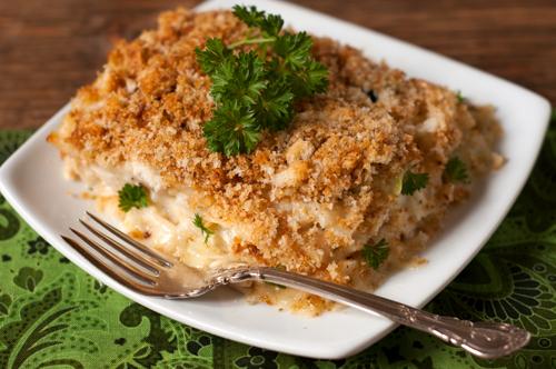 creamy chicken casserole 1-1