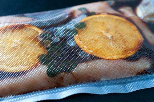 orange balsamic chicken sous vide 1-1