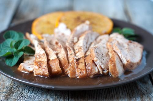 orange balsamic chicken sous vide 3-1