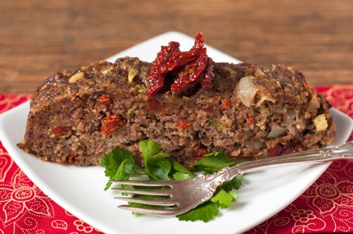 italian meatloaf-1