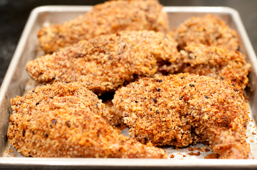 oven fried chicken 2-1