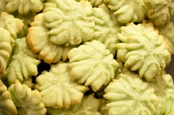 spritz cookies 4-1