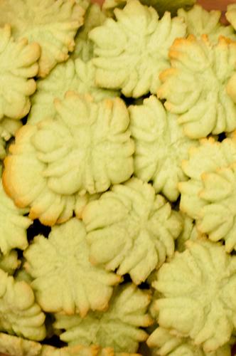 spritz cookies 5-1