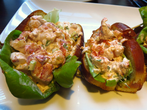 union station denver stoic and genuine lobster roll