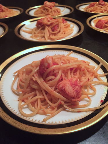 new years eve 2015 lobster fra diavolo-1
