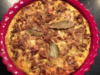bobotie-cooked