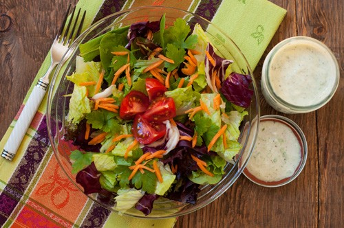 buttermilk-garlic-scape-salad-dressing