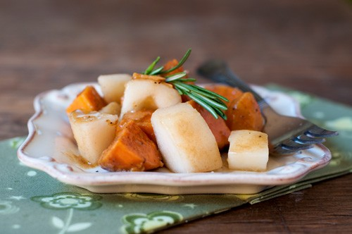 glazed-sweet-potatoes-and-pears