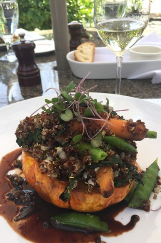 Sonoma-French-Garden-Restaurant-red-quinoa-stuffed-acorn-squash