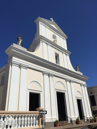 san-juan-puerto-rico-The-Cathedral-of-San-Juan-Bautista