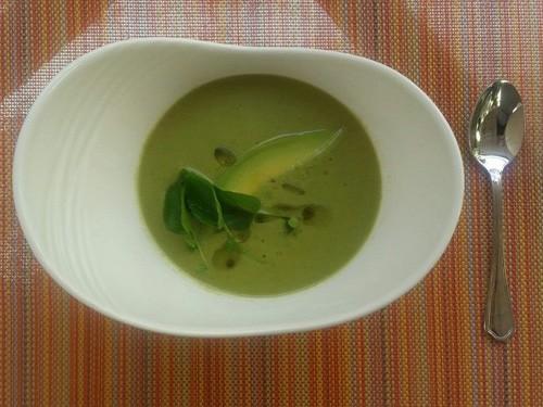 san-juan-puerto-rico-hotel-el-convento-avocado-soup