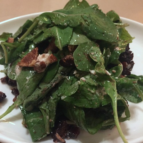 sonoma-the-girl-and-the-fig-arugula-fig-goat-cheese-salad
