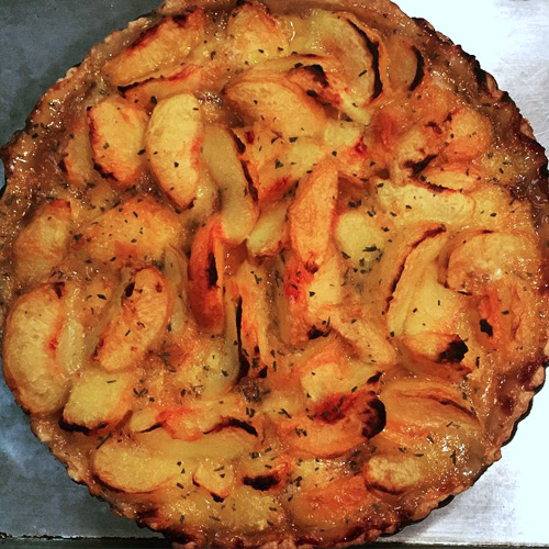 Peach-Tart-with-Rosemary