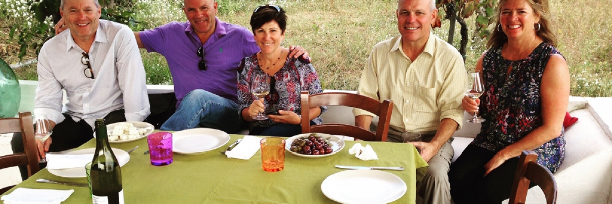 Southern Italy, Part Three - Wine and Olive Oil