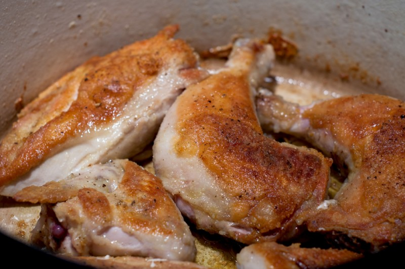 chicken-browning