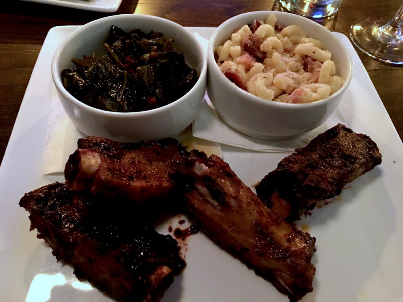 denver--bacon-social-house-ribs-mac-and-cheese-collard-greens