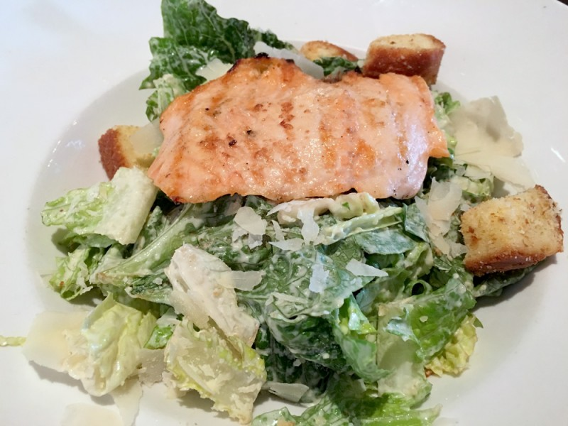 denver-humboldt-farm-fish-wine-salmon-caesar-salad